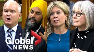 Coronavirus: Fiery debate in Canada's parliament over timeline for COVID-19 vaccine | HIGHLIGHTS