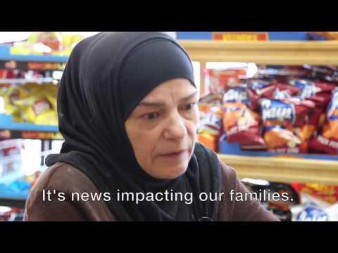 Arab Americans & Television