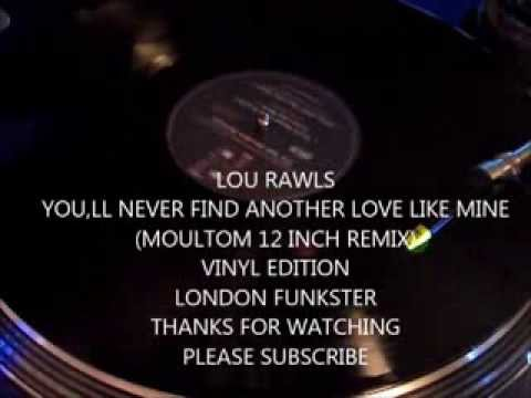 Full Download Lou Rawls You Ll Never Find Another Love