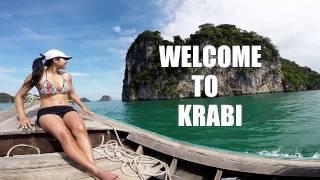 First day adventure in Krabi