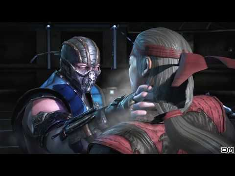 Mortal Kombat XL Sub-Zero Head Rip Klassic Fatality on All Characters (All DLC Characters Included)