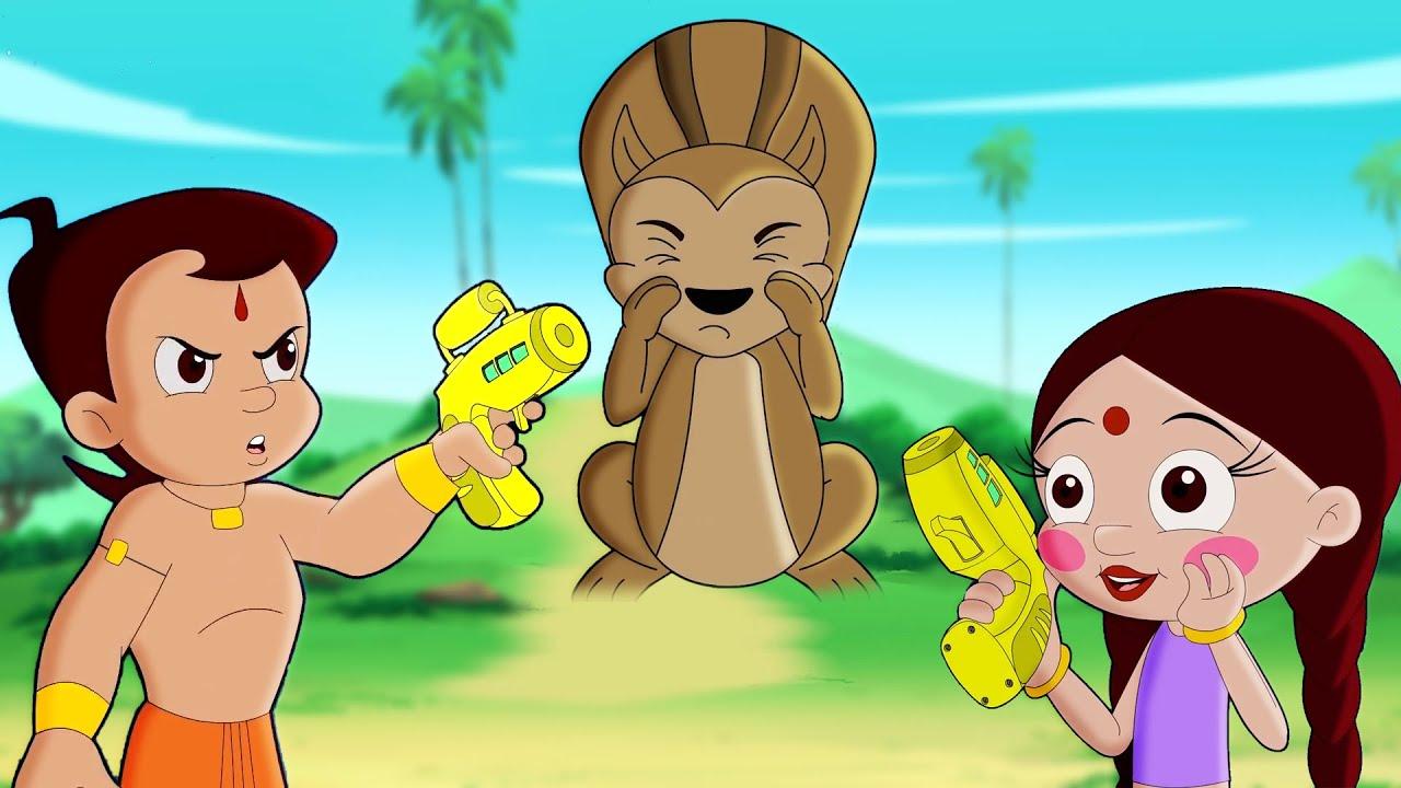 Bheem's Rescue Mission | Adventure Videos for Kids in Hindi | छोटा भीम कार्टून