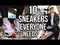 10 Sneakers Everyone Should Have In Their Closet