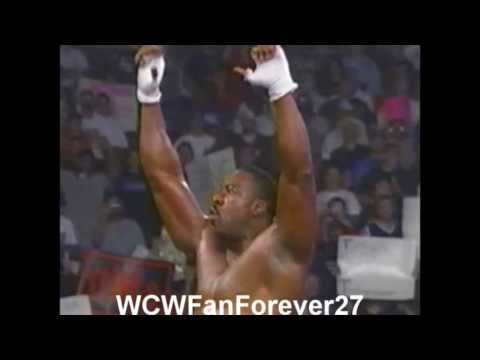 WCW Booker T 1st Theme(With Custom Tron)