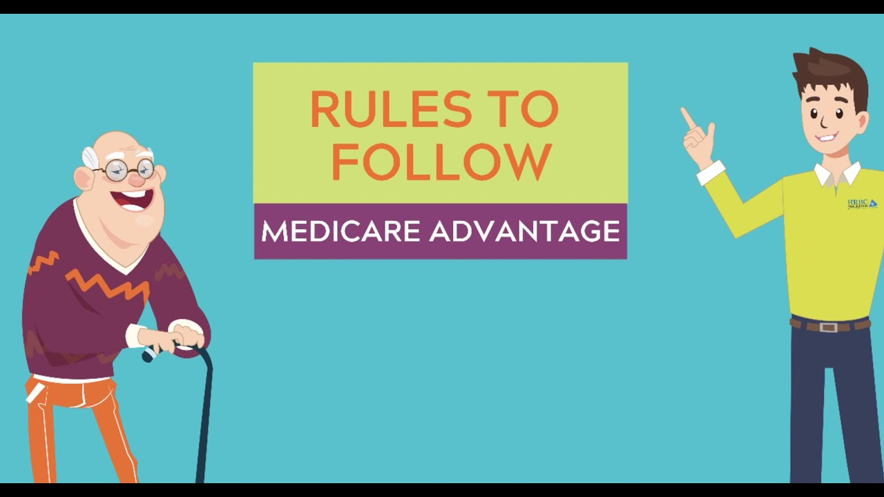 With A Medicare Advantage Plan You Are Getting Four Things