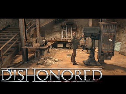 Lets Play - Dishonored - Searching the Hound Pub - Ep. 4 ( Gameplay )