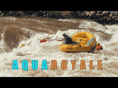 "Arkansas River Rafting- ""Aqua Royale"" [GH5]4K]"