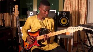 African Soukous on Guitar