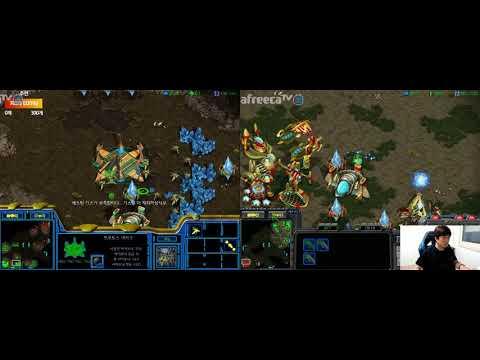 (2) Rain vs Flash PvT @ Fighting Spirit [2017-09-14]