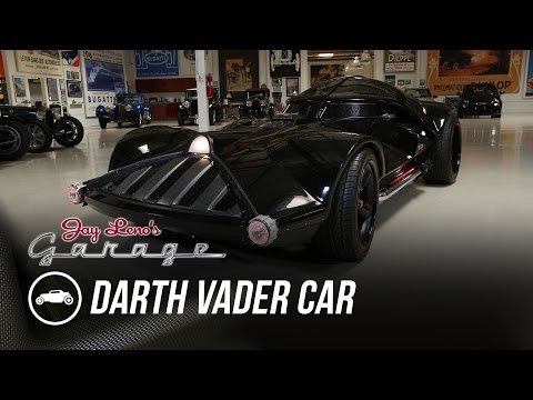 Hot Wheels Darth Vader Car - Jay Leno's Garage