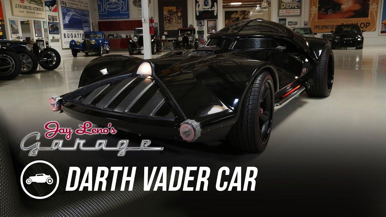 Hot Wheels Darth Vader Car Jay Leno S Garage
