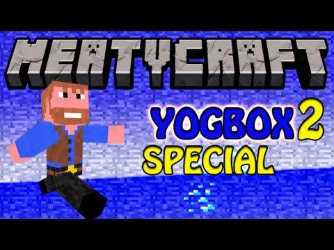 Minecraft: yogbox | Special dungeon and tekkit