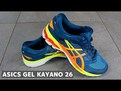 Asics Gel Kayano 26 | Running Shoe REVIEW | Here We Are Running