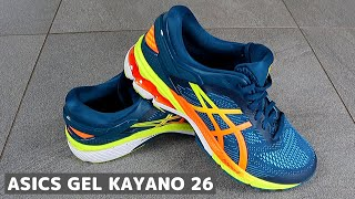 Asics Gel Kayano 26 | Running Shoe REVIEW | Here We Are Running