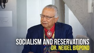 Socialism and Reservations - Dr Neigel Bigpond on The Jim Bakker Show