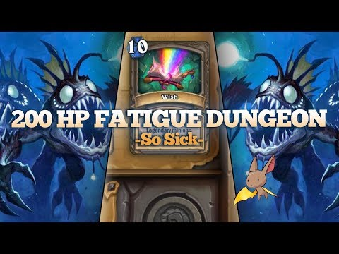Dungeon Run: 200 HP Fatigue Rogue Is NUTS