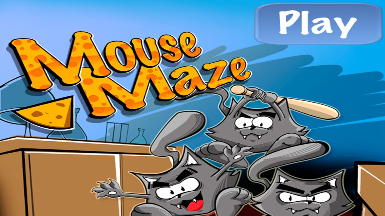 Mouse Maze Free Game Top Free Games Best App For Kids