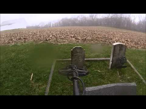 Metal detecting old ohio trading post