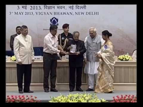 Presentation Ceremony: 60th National Film Awards - 2012 (Part II)