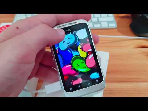 Retro Review: HTC Wildfire S + Comparison