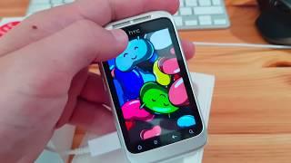 retro Review: HTC Wildfire S  Comparison