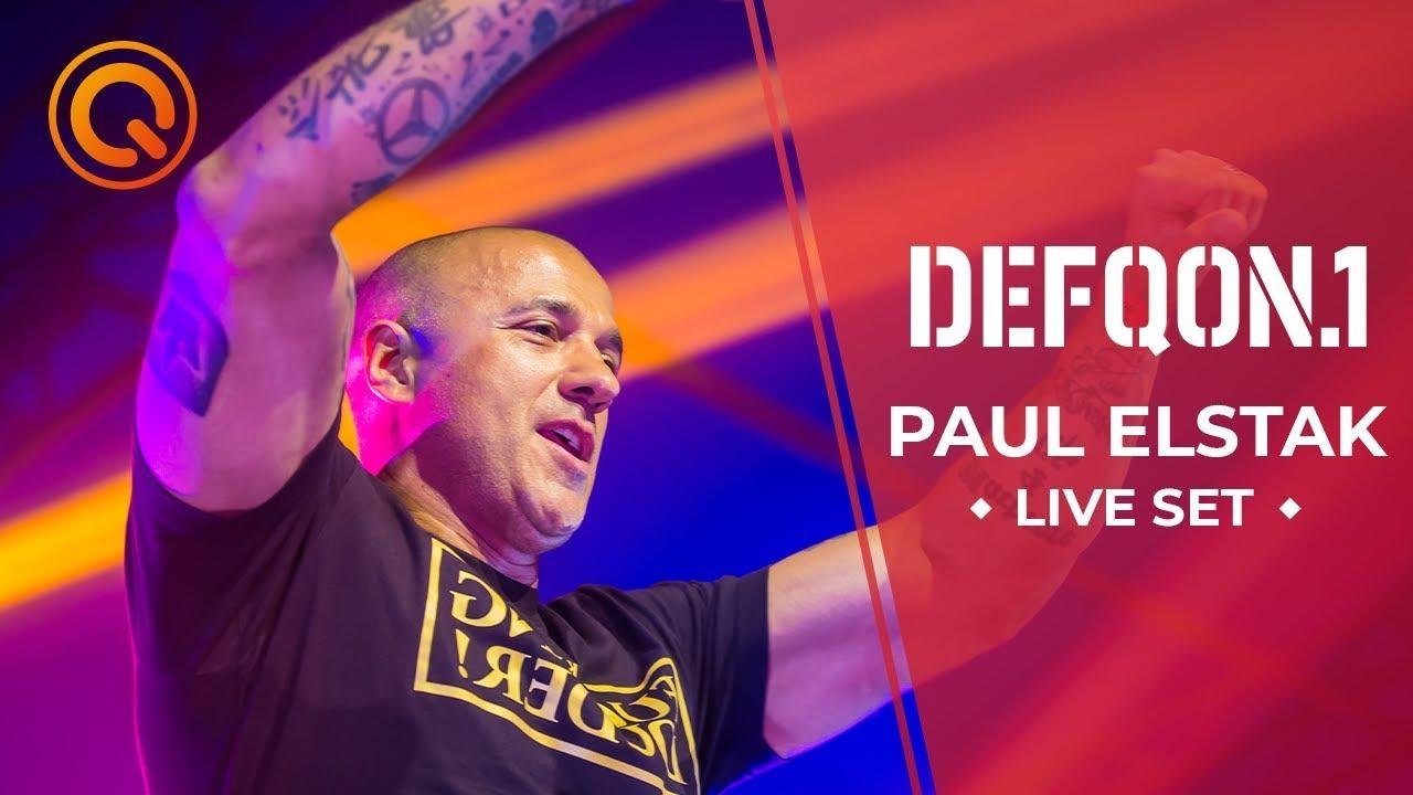 Download Paul Elstak | Defqon.1 Weekend Festival 2019