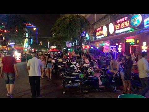Bar Girls in Phnom Penh