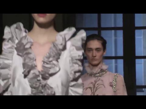 Spring Summer Paris France Fashion show 2017 | Haute Couture