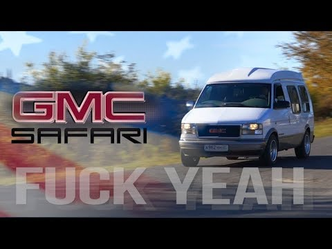 GMC Safari / Chevrolet Astro  American Freedom