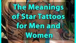 The Meanings of Star Tattoos for Men and Women