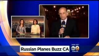 Russian Nuclear Bombers Roaming closer to U.S. Airspace