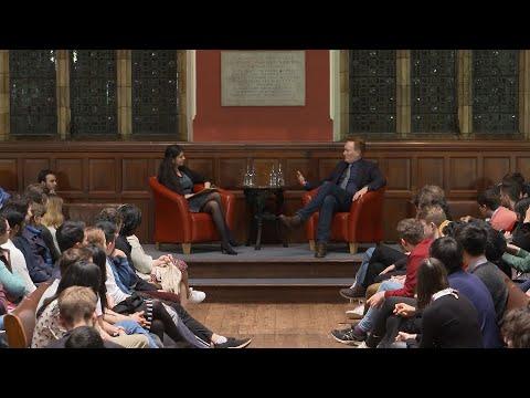 Conan's Full Q&A At The Oxford Union