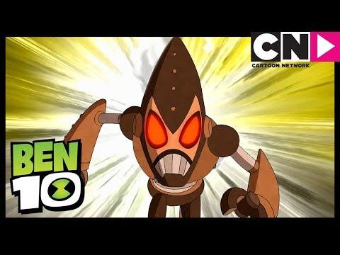 Alienígenas Del Pasado, Presente | Ben 10 en Español Latino | Cartoon Network