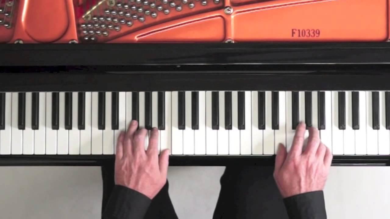Unknotting Bach Goldberg Variations - Var 13