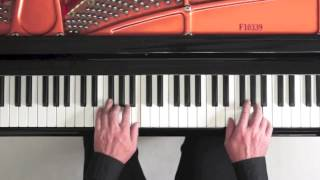 Unknotting Bach Goldberg Variations - Var.13