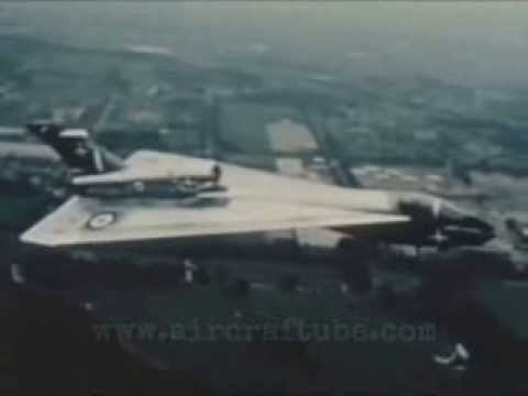Handley Page HP 115 - YouTube