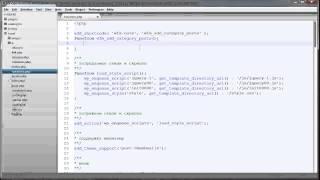 видео Как создать блок произвольных полей (метабокс) в админке WordPress