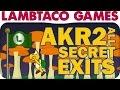 A Koopa's Revenge 2 - All Secret Exits | LTG