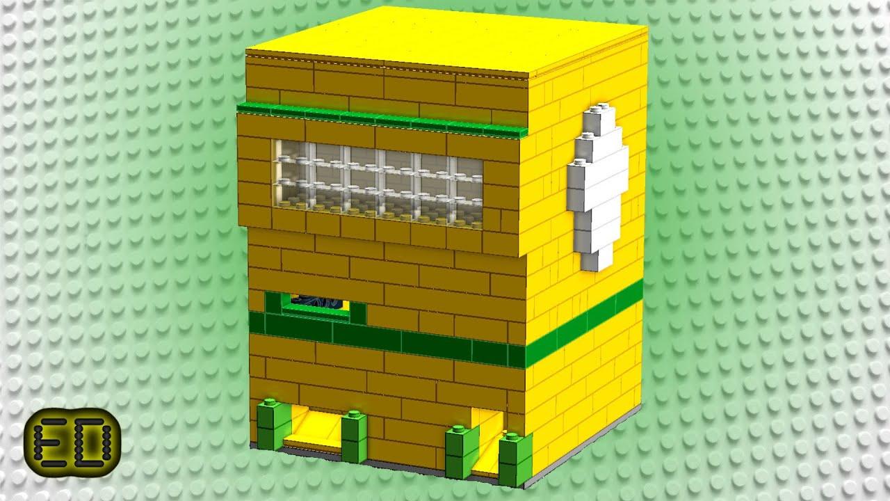 Instructions Lego Mindstorms Candy Machine V5 Youtube