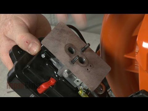 Carburetor Gasket - Husqvarna Leaf Blower
