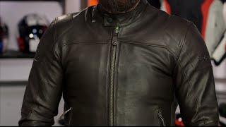 Alpinestars Brera Leather Jacket Review at RevZilla.com