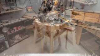 Make The Best Miter Saw Stand