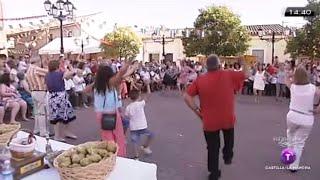 El Baile de la Pera en San Bartolomé de las Abiertas