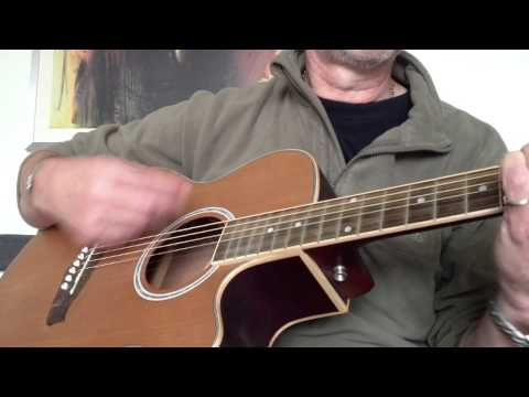 Glenn Williams   Gallagher & Lyle   Stay Young   Guitar Lesson