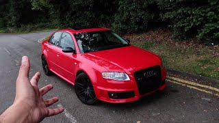 Audi RS 4 2007 Videos
