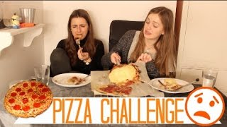 PIZZA CHALLENGE! Ft. Anne ✩ LouLiving
