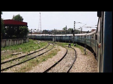 JOURNEY HIGHLIGHTS : GUNA Junction to KOTA Junction,WEST CENTRAL RAILWAY!!