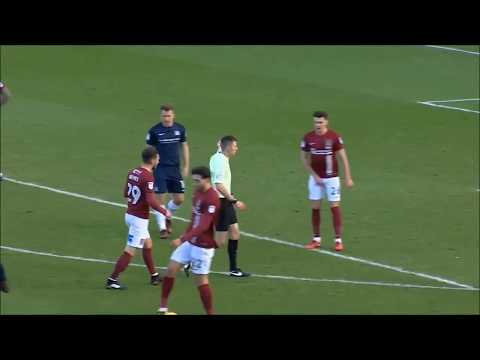 HIGHLIGHTS: Northampton Town 3 Southend United 1