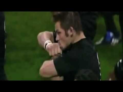 Wales vs New Zealand November 2008 - Haka and Welsh response  [Full Length] (High Quality)