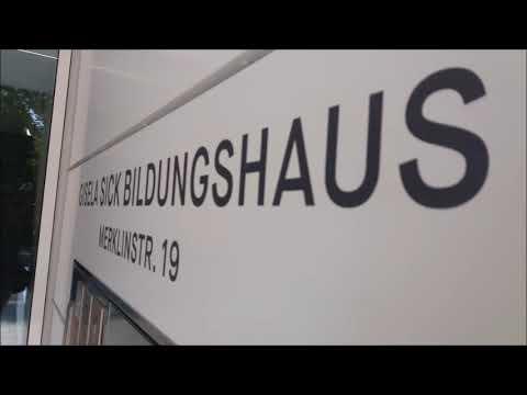 GSA - Background: Gisela-Sick-Bildungshaus